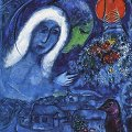 Marc chagall biography for Biographie de marc chagall