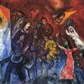 Marc Chagall. Biography. Marc Chagall White Crucifixion Poem