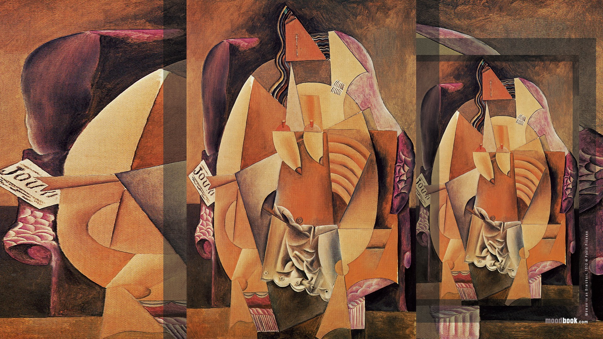 picasso art wallpapers - photo #36