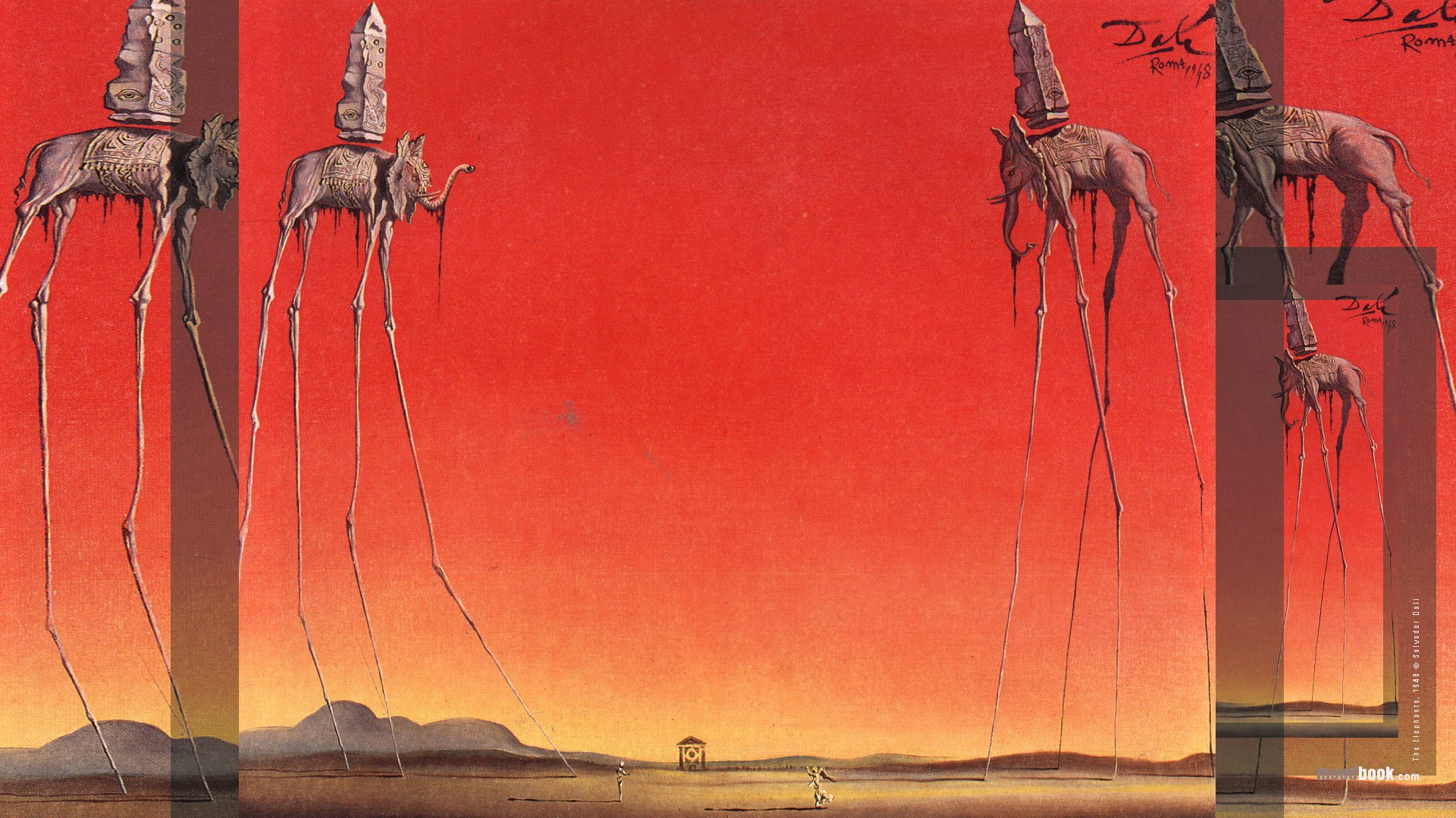Salvador dali elephants images amp pictures becuo
