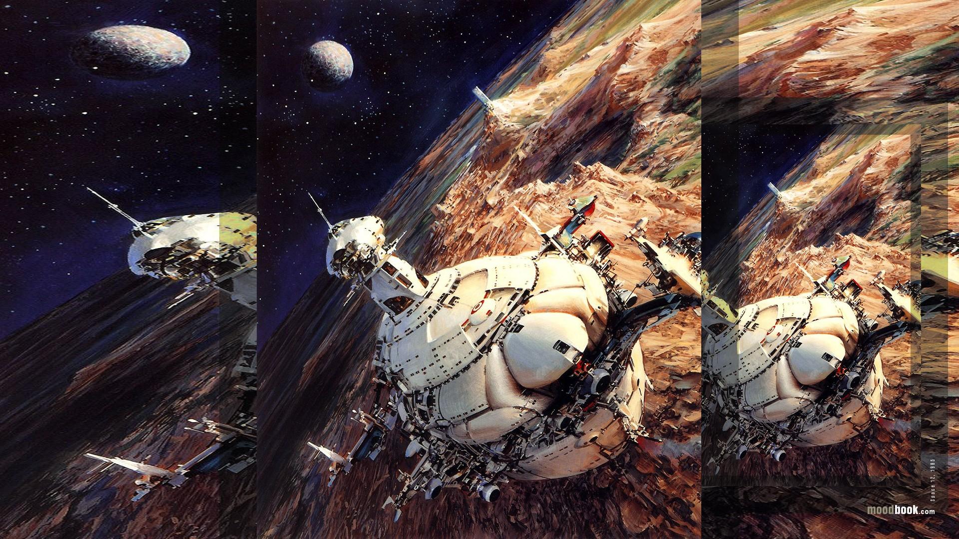 Space 10 11 12 Sci Fi